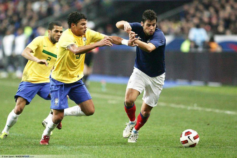 Thiago Silva rempilait avec l'AC Milan