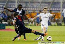 Thiago Silva / Asier Illarramendi - 02.01.2014 - Paris Saint Germain / Real Madrid - match amical - Doha