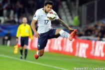 Benoit TREMOULINAS - 29.03.2015 - France / Danemark - Match amical -Saint Etienne-