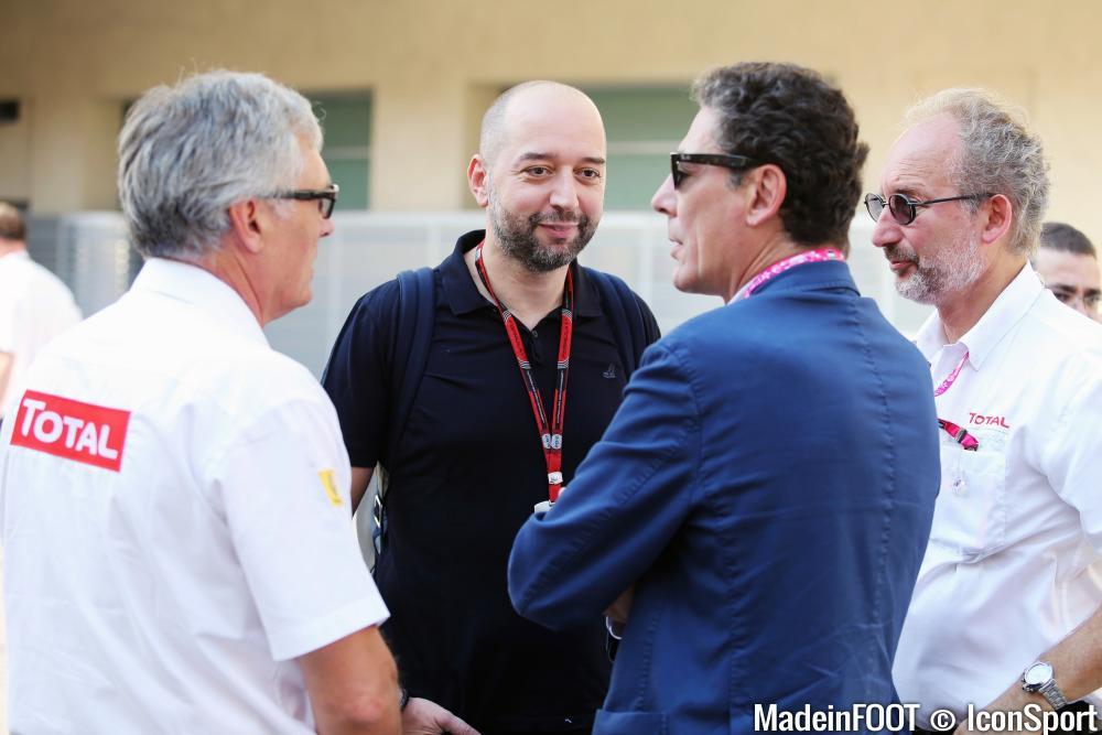 Gérard Lopez devrait vite être fixé sur l'avenir des Girondins.