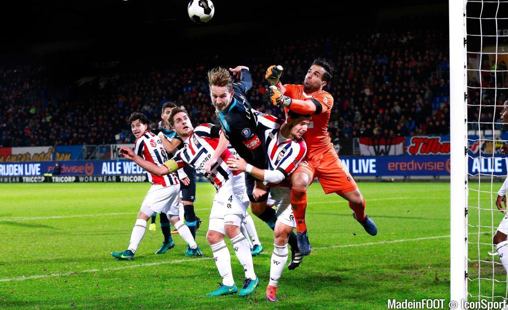 Luuk de Jong a animé la fin de mercato des Girondins.