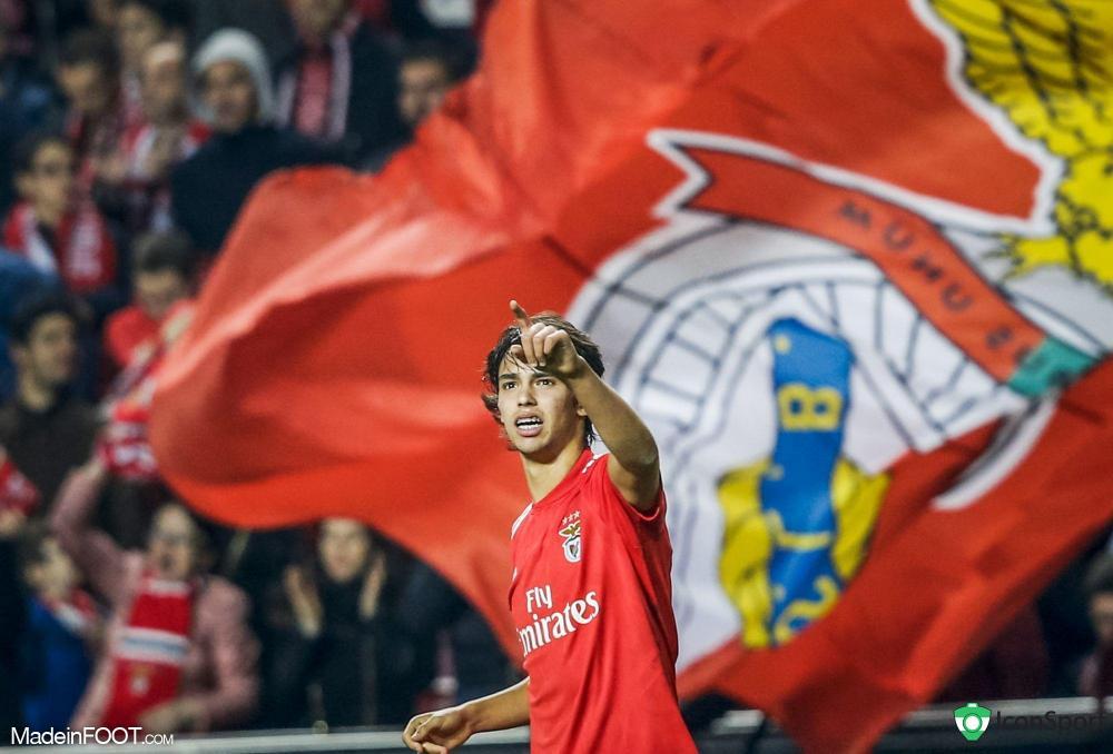 Joao Felix est pisté par les plus grands clubs européens