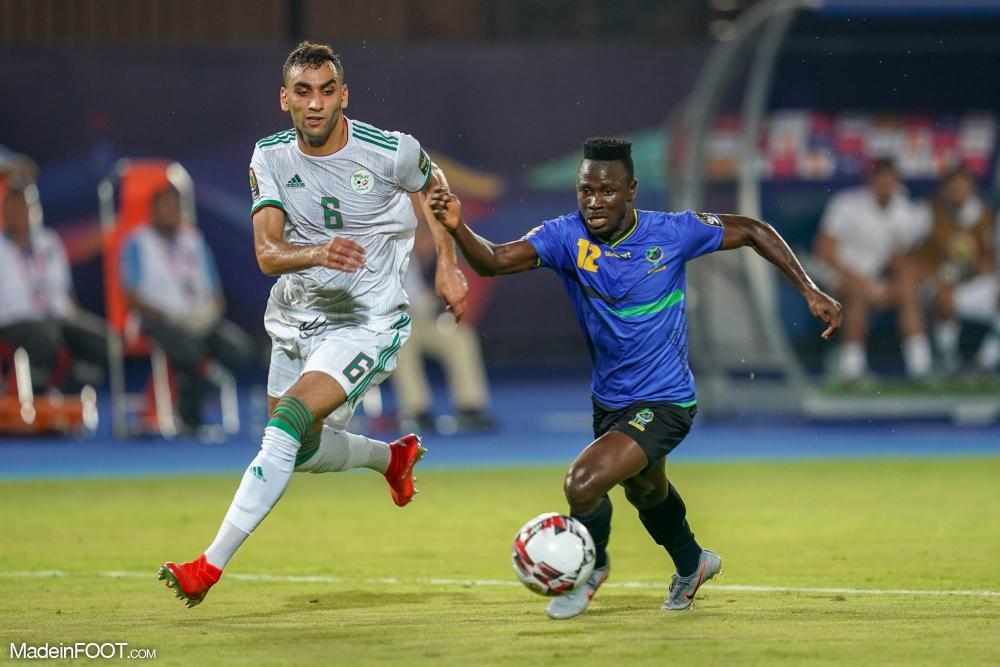 L'Algérie a dominé le Sénégal (0-3), ce lundi soir à la CAN.