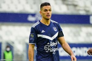 Hatem Ben Arfa, milieu de terrain des Girondins de Bordeaux