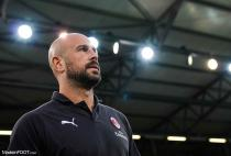 Pepe Reina during the Serie A match between Cagliari and AC Milan in Cagliari, on September 16th, 2018.