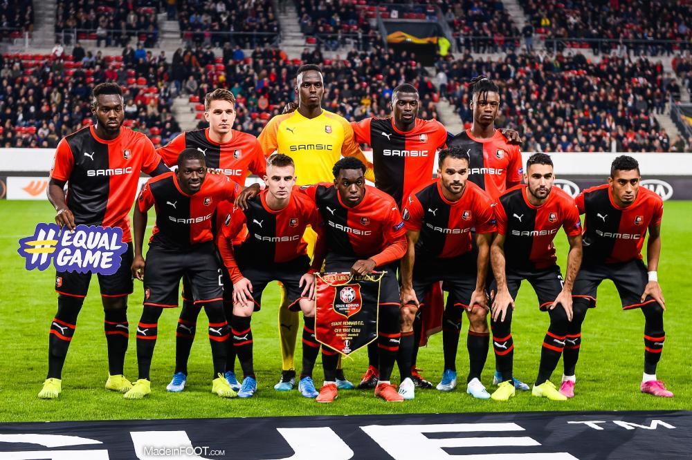 Rennes sera presque au complet