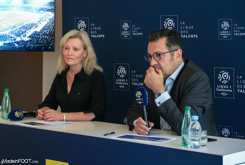 Didier Quillot, l'ancien directeur général de la Ligue de Football Professionnel (LFP).