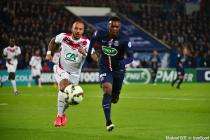 Jean Christophe BAHEBECK / Julien FAUBERT - 21.01.2015 - Paris Saint Germain / Bordeaux - Coupe de France
