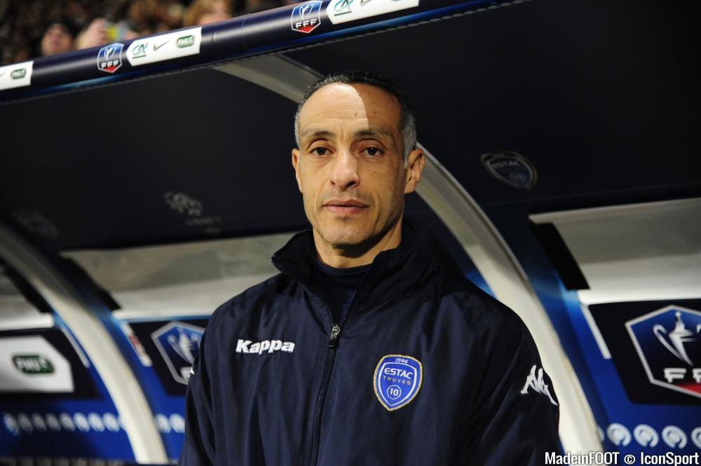 Mohamed Bradja a trouvé que son équipe a été égale à elle-même hier face à Bordeaux (défaite 4-2)