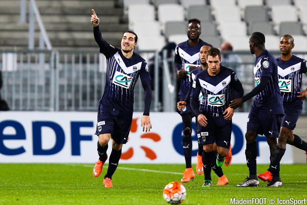 Enzo Crivelli (Girondins) est prêté au SC Bastia.