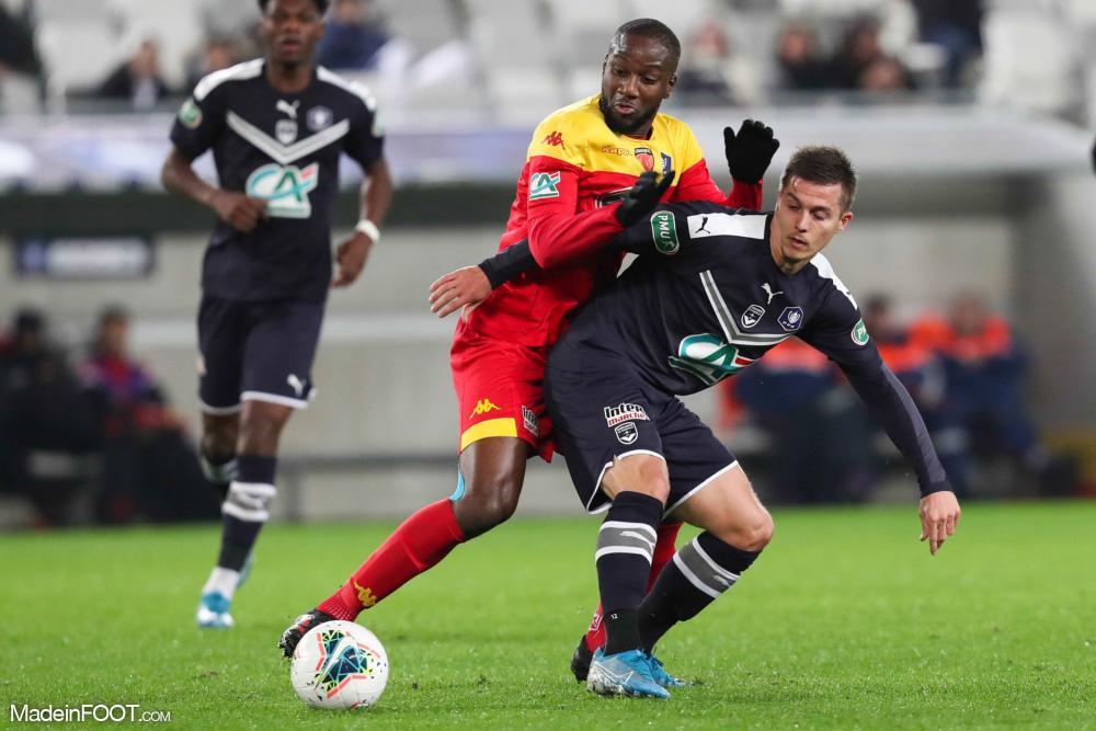 Bordeaux s'est qualifié pour le prochain tour.