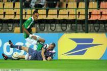 Mathieu CHALME - Pierre Emerick AUBAMEYANG - 31.08.2011 - Saint Etienne / Bordeaux - 16e finale- Coupe de la Ligue