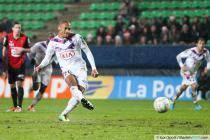 Goal JUSSIE - 18.12.2013 - Rennes / Bordeaux - 1/8Finale de Coupe de la Ligue -