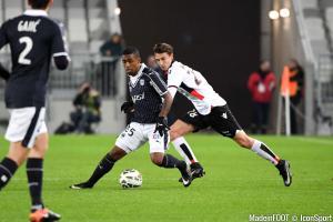 Les compos officielles du match entre l'OGC Nice et les Girondins de Bordeaux.