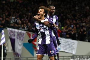 Braithwaite a rejoint Bordeaux hier soir.