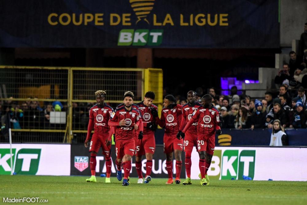 Bordeaux sort en demi