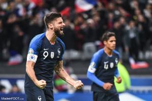 Giroud serait dans les petits papiers de Bordeaux.