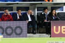 deception de Francis Gillot  - 03.10.2013 - Bordeaux / Maccabi Tel Aviv - Europa League