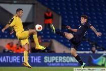 Ludovic Obraniak / Nikola Mitrovic      - 03.10.2013 - Bordeaux / Maccabi Tel Aviv - Europa League