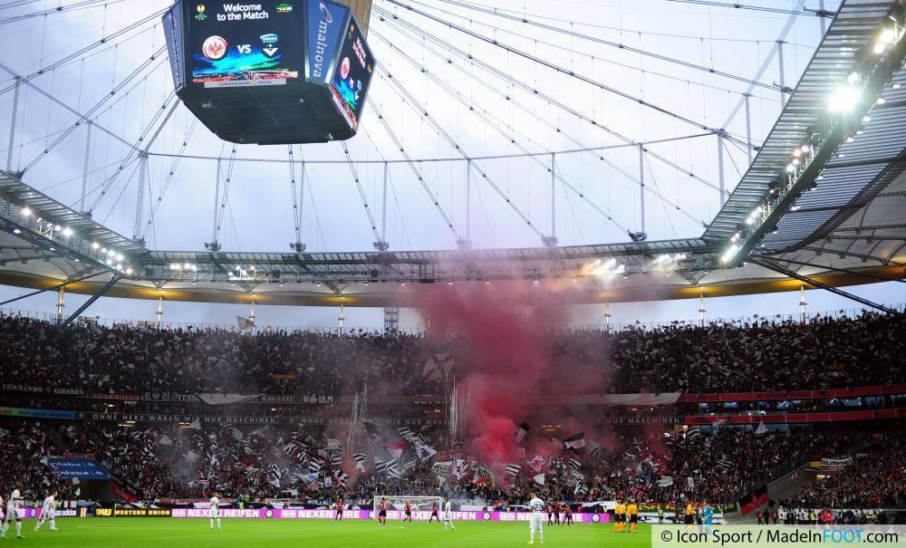 Les Girondins veulent se relancer après la déroute subie à Francfort
