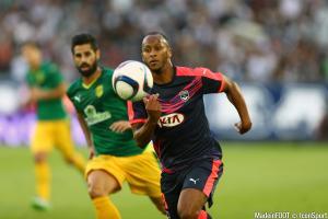 Thomas Touré a partagé un long message de remerciements aux Girondins