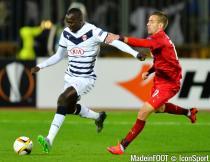 Cedric YAMBERE - 01.10.2015 - Rubin Kazan / Bordeaux - Europa League