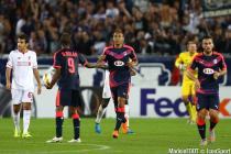 joie de Jussie  - 17.09.2015 -  Bordeaux / Liverpool  - Europa League