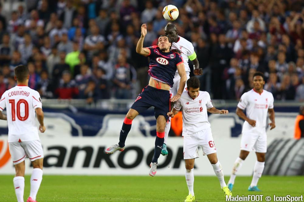Les compos officielles de la rencontre entre le Rubin Kazan et les Girondins de Bordeaux.