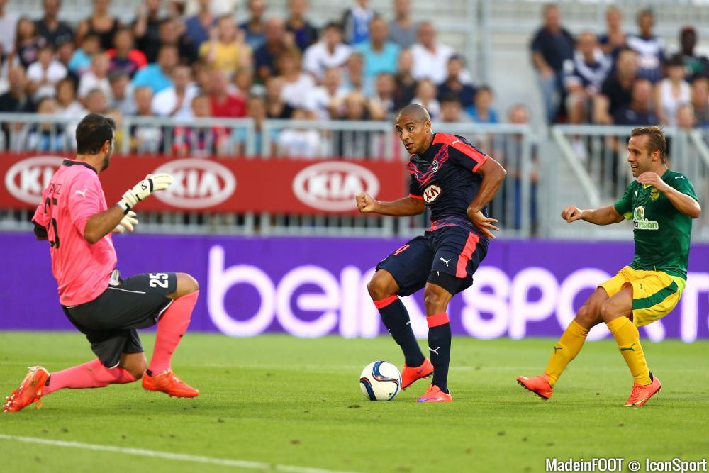 Bordeaux a gagné 3-0 le match aller contre l'AEK Larnaca.