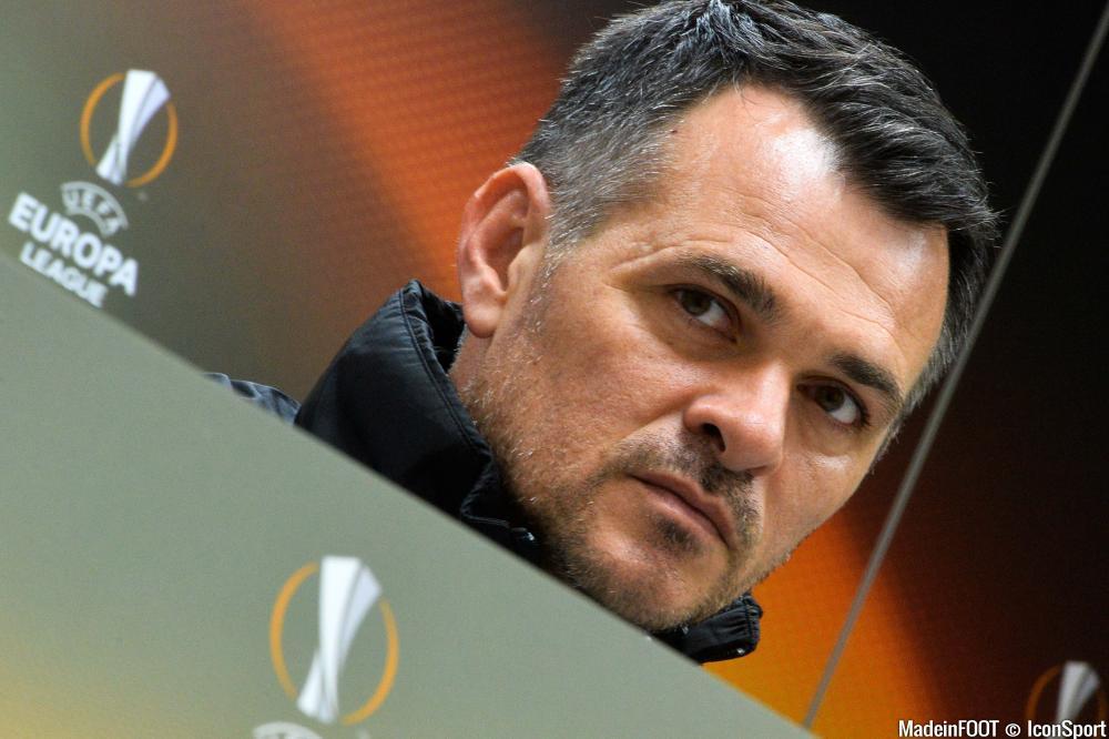 Willy Sagnol ne pense pas retrouver l'Europa League à Bordeaux la saison prochaine.