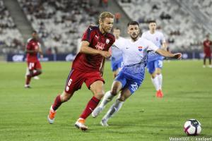 Igor Lewczuk (Girondins) sera éloigné des terrains pendant plusieurs semaines.