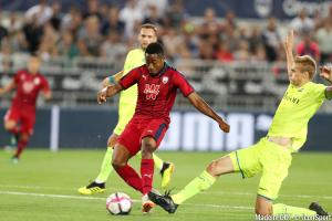 Les compos officielles du match entre les Girondins de Bordeaux et Copenhague.