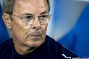 L'entraîneur des Girondins a affiché sa déception