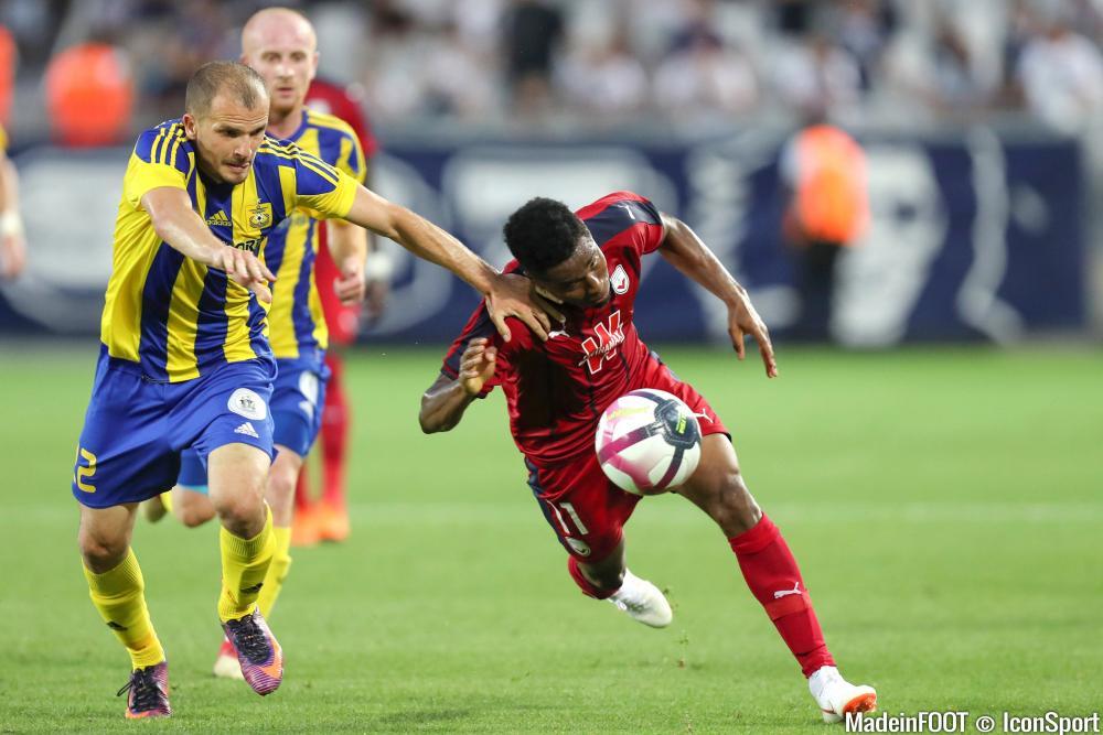 Les Girondins de Bordeaux seront au rendez-vous du troisième tour préliminaire de la Ligue Europa.