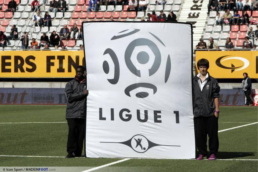 Le classement provisoire de Ligue 1