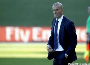 Zinedine Zidane avait été approché par Bordeaux à l'été 2014.