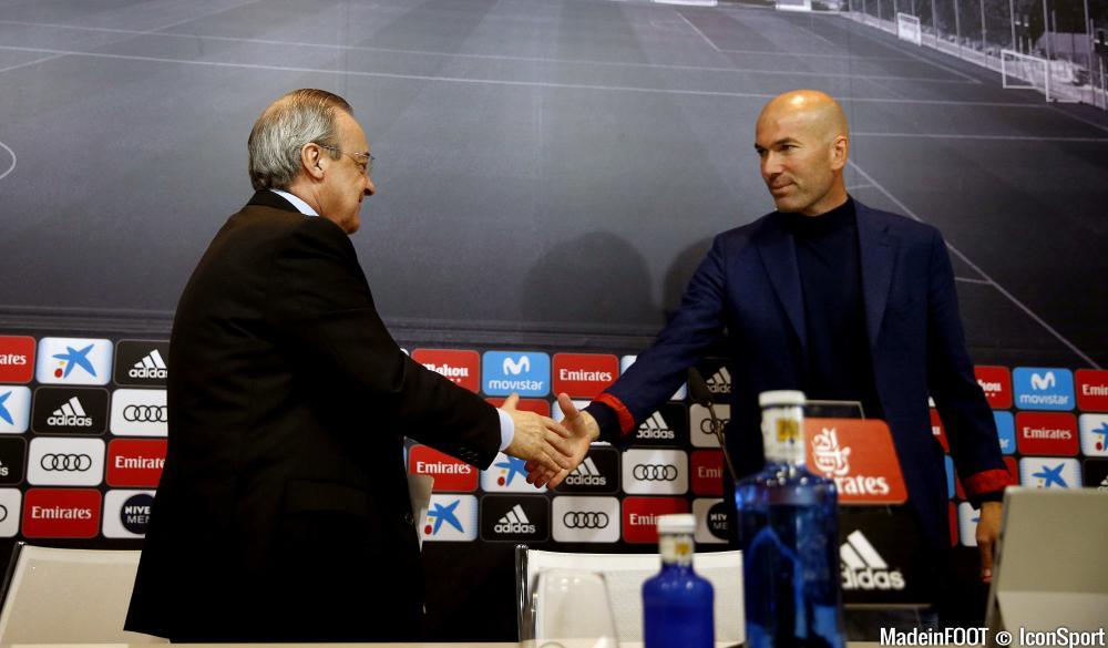 Zidane n'était pas loin d'arriver à Bordeaux