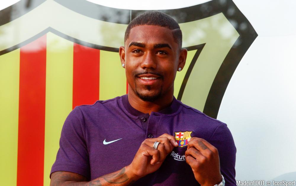 Malcom vit des débuts rêvés à Barcelone.