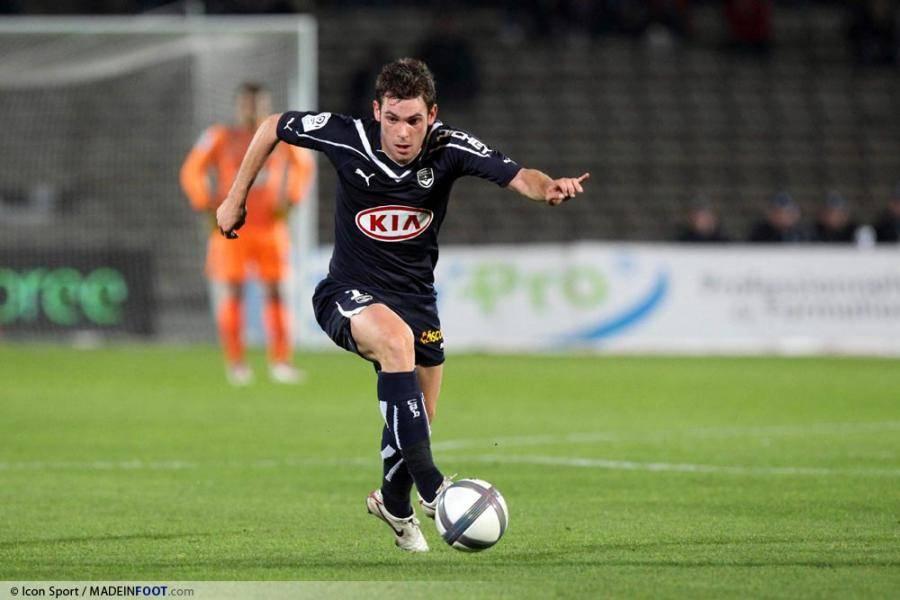 Pierre Ducasse manque de temps de jeu à Bordeaux