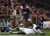 Alou DIARRA / David BELLION  - 10.12.2011 - Marseille / Bordeaux - 17eme journee de Ligue 1