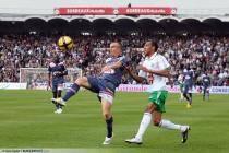 Mathieu CHALME - 24.04.2011 Ð Bordeaux / Saint Etienne - 32 eme journee de Ligue 1 ÐBordeaux Ð
