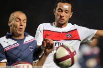 Mathieu CHALME / NENE - 06.11.2011 - Bordeaux / Paris Saint Germain - 13e journee Ligue 1