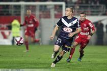 Mathieu CHALME - 19.11.2011 - Dijon / Bordeaux - 14eme journee de Ligue 1