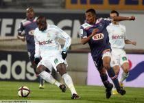Souleymane DIAWARA / David BELLION  - 10.12.2011 - Marseille / Bordeaux - 17eme journee de Ligue 1