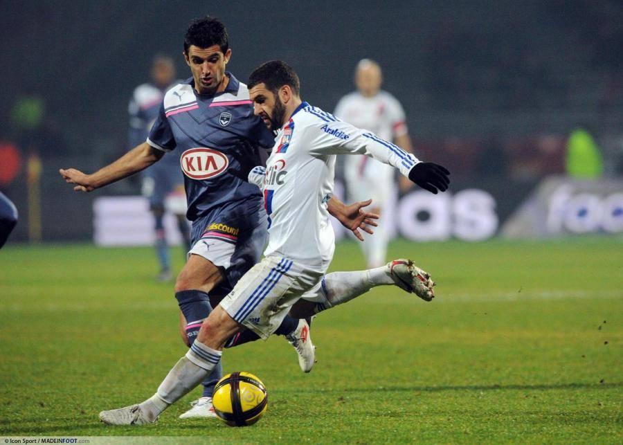 Lisandro n'a pas trouvé la faille face à Bordeaux.