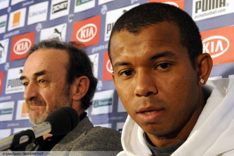 Mariano est épanoui chez les Girondins de Bordeaux.