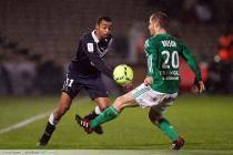 David Bellion / Jonathan Brison - 13.12.2012 - Bordeaux / saint Etienne - 17eme journee de Ligue 1 -