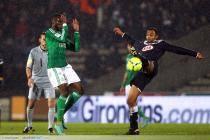 David Bellion - 13.12.2012 - Bordeaux / saint Etienne - 17eme journee de Ligue 1 -