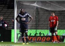 deception de Michael Ciani  - 17.03.2012 -  Bordeaux / AC Ajaccio  - 28eme journee de Ligue 1