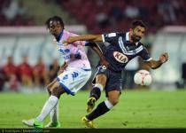 Fahid BEN KHALFALLAH  - 11.08.2012 - Evian Thonon / Bordeaux - 1er journee de Ligue 1 - 2012/2013